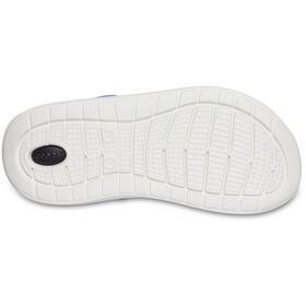 Crocs LiteRide Clogs, azul/blanco